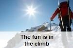 lyndon farrington fun in the climb